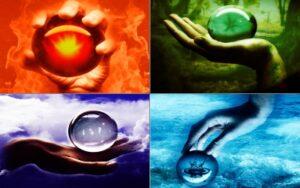 Равновеликий крест Стихий, Пробуждение Земли, источника возможностей, Почему вибрации Земли - женские вибрации, не принимаются сознанием
