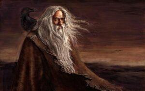Руны и Боги - 2 курс, рунический факультет школы Меньшиковой. Боги Скандинавского пантеона, рунические формулы, вязи, рунические ритуалы