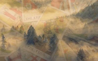 1 курс факультета ТАРО – Большие Арканы. На этом курсе изучается магическая система Таро. Миры и структура древа Сефирот. Изучение Таро
