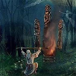 Рунический ритуал