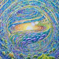 стихийные пространства, информация, энергия, сила стихий