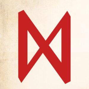 руна дагаз, дагаз трактовка, дагаз значение, дагаз толкование, описание руны дагаз, символическое значение дагаз