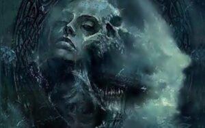 Хель богиня мертвых, смерти и хаоса, хозяйка мира Хельхейм. Врата в мир мертвых. Как установить контакт с богиней на кладбище и на природе