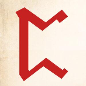 Perthro, руна перт, перт, перт трактовка, перт значение, перт толкование, описание руны перт, символическое значение перт