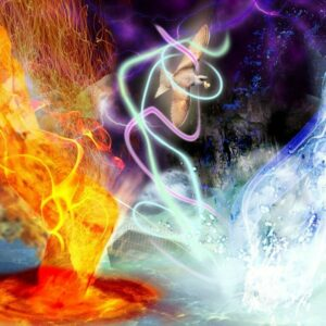 Стихии, стихийные пространства, управление стихиями, магия стихий, управление пространством