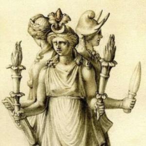 Древнегреческая богиня Геката,  Лики богини Гекаты, Богиня Геката четвертый лик, Как наладить связь с богиней Гекатой, Ритуалы для богини Гекаты, Богиня дорог и перекрествов, Трехликая Геката, Лунные дни Гекаты, Три лика Гекаты, Геката четвертый лик, Геката богиня дорог и перекрестков, Геката четвертый лик