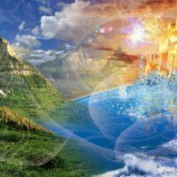 Пробуждение природной силы стихий