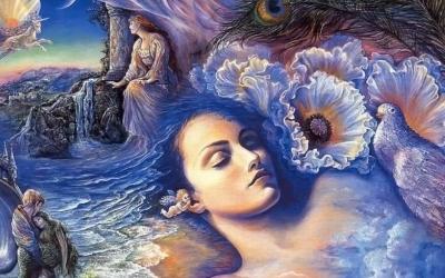 Астральные взаимодействия, Тело сновидений, Простаранство астрала, Астральное тело, Астральный мир, Астральная проекция. Тонкое тело. Тело сновидений. Эмоциональное взаимодействие