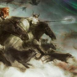 Самайн накануне перехода. Ночь Самайна, дикая охота Одина, голос дикой охоты, языческий праздник в период перестройки основ мира