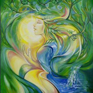 Как восстановить связь с землей и получить от неё права? Установить связь с матерью-Землей.