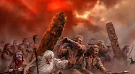 Предательство веры и богов. Уход из одной веры в другую. Подлость человеческой сути. Переход от одной силы к другой