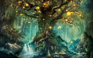 Бог природы Фрейер, абсолютная сила прироста, на канале бога природы Фрейра, ресурс для жизни, благополучие, богатство и здоровье