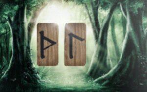 мистическая связь между рунами, Турисаз, Руна бога Тора, Турс, руна колдовства, Лагуз, руна потока, руна движения