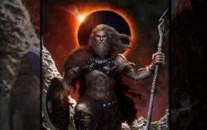Бог Тюр изначальный Верховный бог северной семьи, северного пантеона, Тюр лишился руки, о Тюре