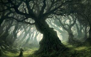 Кельтская магия и мифология. Друиды и друидический магический культ - контакт между людьми и природой, культ священного брака короля и земли