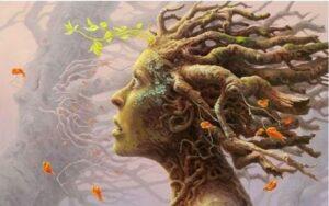 Жизнь как первооснова сознания. Магическое заполнение всех форм жизни. Восприятие окружающего пространства