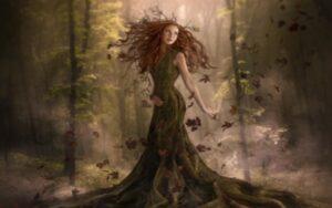 Важно ли носить платье и длинные волосы для женщины? Значение длины волос и длины платья для связи с родом, с землей в славянской традиции