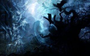 Родовая магическая сила и родовой подселенец, природа родовой силы: бесовская, демоническая сила, привязанный покойник - родич, лярва