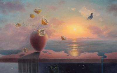 Переживание волшебных событий - сюрреалистичное состояние как дежавю - дважды переживать одно и то же волшебное состояниений