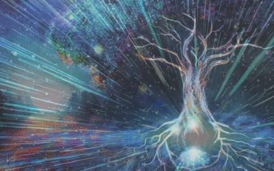 Поток творчества (творения) - изначальная сила. Учащиеся получают возможность прочувствовать изначальный поток и прикоснуться к смыслу бытия