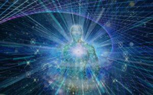 Индивидуальная душа человека — это сознание бога, связь сознания, души и сознания бога никогда не прерывается. Семь потоков сил и их иерархия