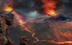 Погружение в стихии Огонь и Земля и эффекты проявления. Если вы изменили что-то внутри самого себя, то это обязано отразиться в реальном мире