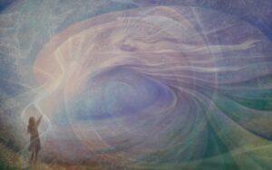 Витальный ритм человека и его связь с силой стихий. Вибрации Земли, вибрации матери, изначальной силы, должны быть главными в сознании