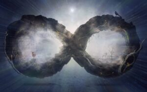 Погружение в волшебство, колдовство, жречество и магию. Вектор сознания колдуна направлен в будущее, жреца - в настоящее, мага - в прошлое