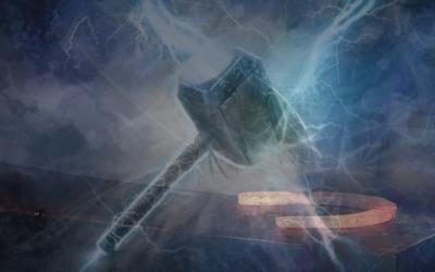 Молот Тора - Мьёльнир - универсальная защита, символ реальной власти, право управлять мирами. Как закрыть пространство для ритуальных работ