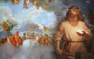 Что такое христианство и вообще религия? Есть ли связь между язычеством и христианством? Христианские святые и языческие боги, древние маги