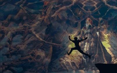 Жизнь ведьмы, как проявляется собственная сила и страх перед ней. Как справится со стихийными магическими выбросами? Репутация ведьмы